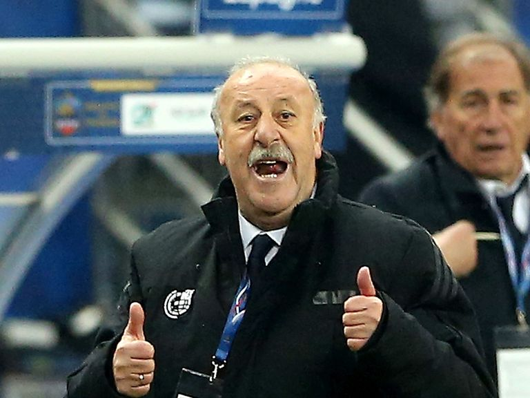 Vicente Del Bosque's Spain can triumph in Brazil