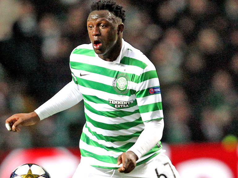 Victor Wanyama: Has joined Southampton on a four-year deal