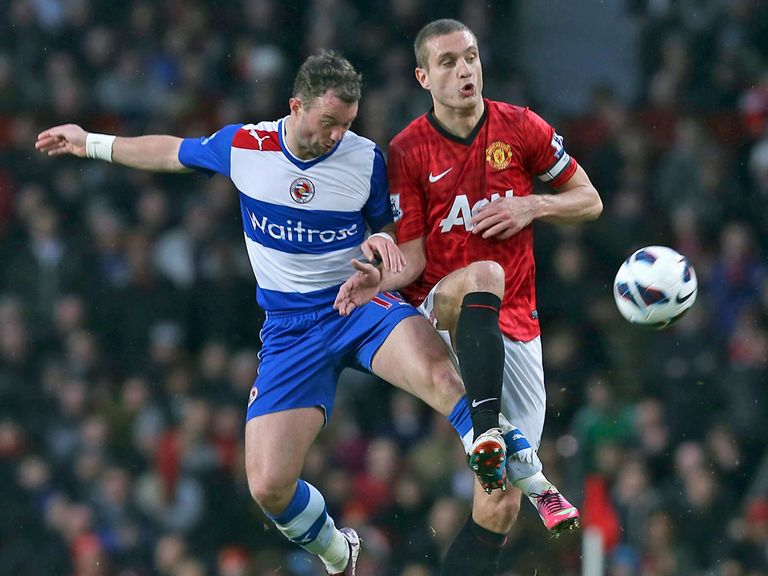 Noel Hunt: One of 10 players released by relegated Reading