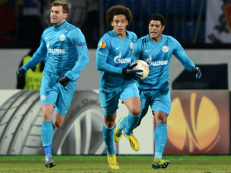 Zenit St Petersburg: Could outclass the opposition