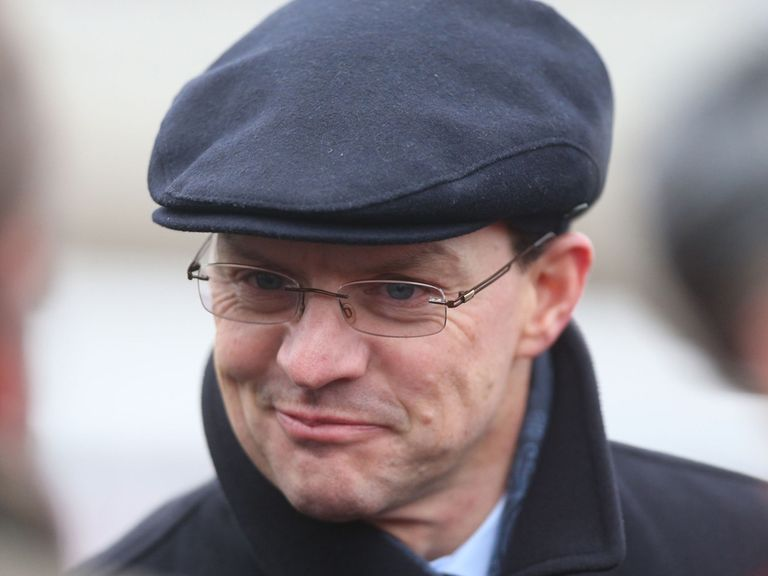 Aidan O'Brien: Trainer of the exciting Moth