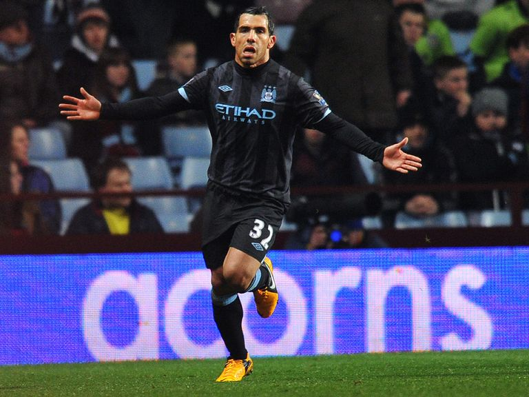 Tevez: Wanted by Juventus