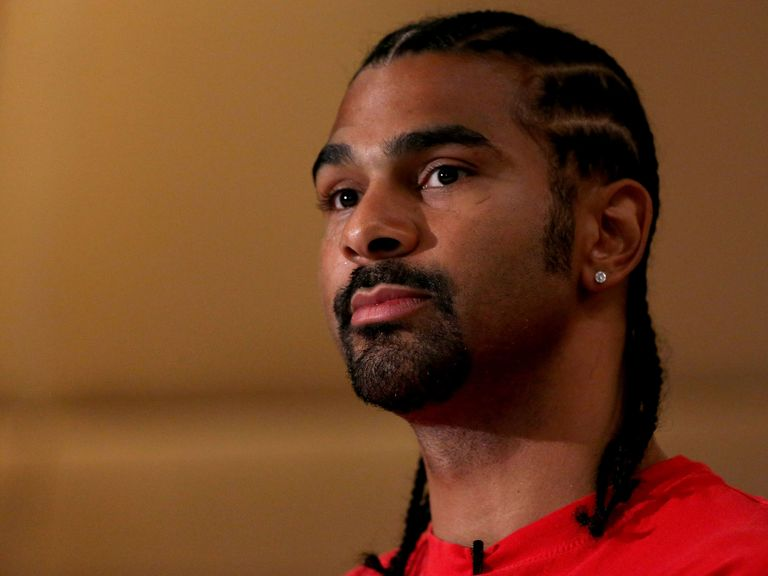 David Haye: Will fight Manuel Charr