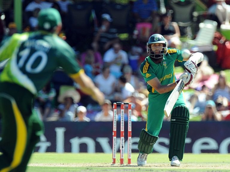 Hashim Amla: Back in South Africa's T20 squad to face Pakistan