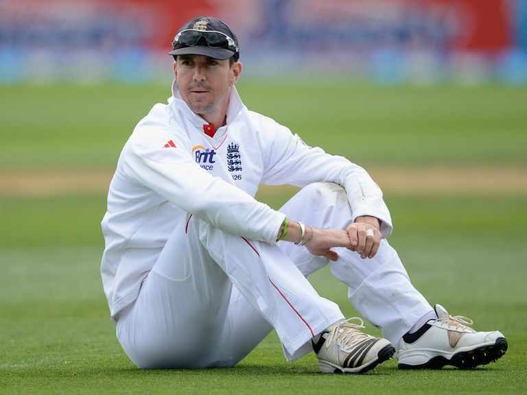 Kevin Pietersen: Out of New Zealand series