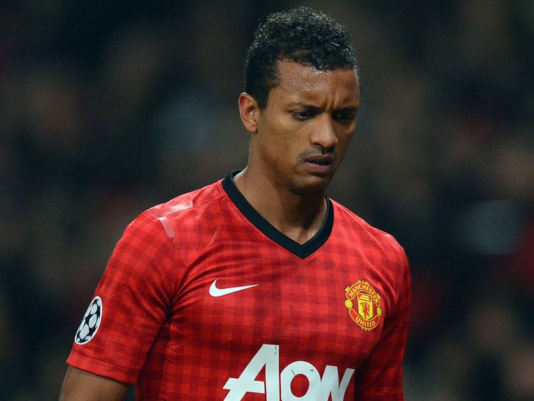 Nani: Subject of interest from Galatasaray