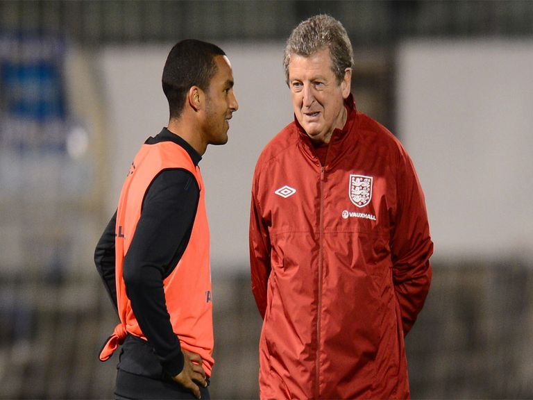 Walcott: Will miss San Marino and Montenegro games