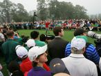 The Masters - day one