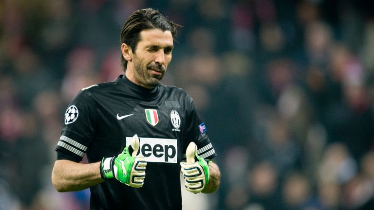 Gianluigi Buffon: Turned down Barcelona before joining Juventus