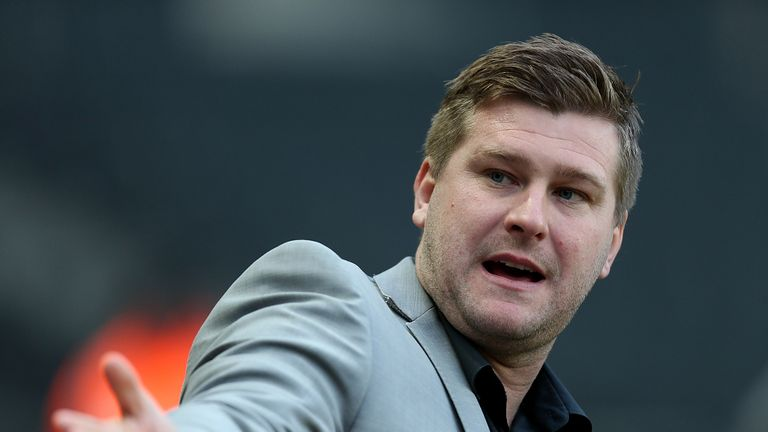 Karl Robinson: Has unfinished business