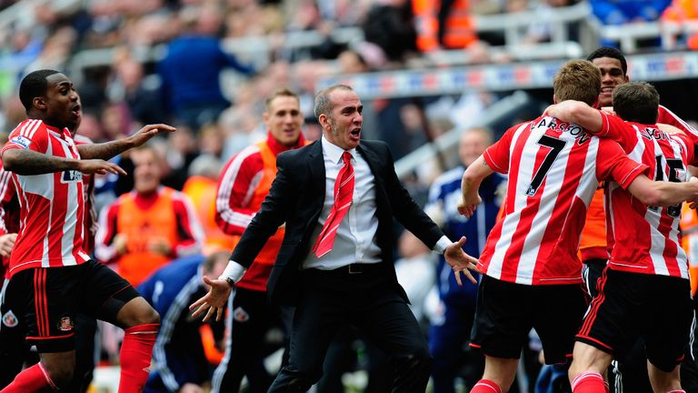 Sunderland enjoyed an afternoon to remember at St James' Park