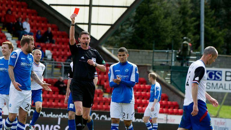 SFA ponder vanishing spray for referees