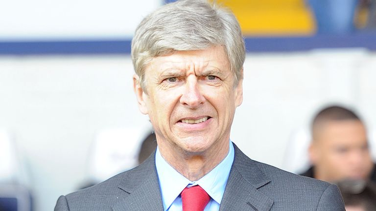 Arsene Wenger: Wants to remain at Arsenal