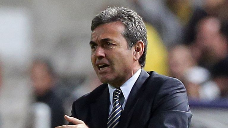Aykut Kocaman: Expects a 'challenging' game for his side