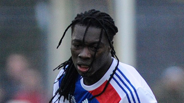 Bafetimbi Gomis: Set to resolve his future at Lyon in the coming days