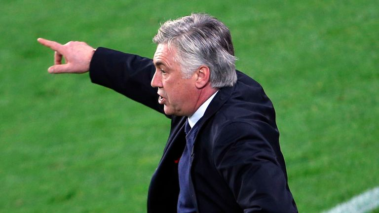 Carlo Ancelotti: PSG coach pleased with team's display in Camp Nou