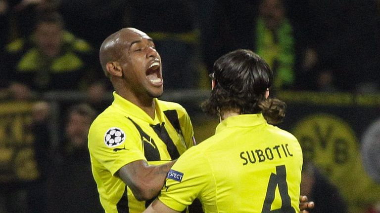 Felipe Santana: Anzhi deny reports they are in talks with Dortmund defender