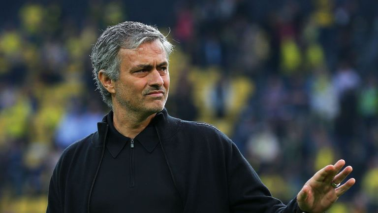 Jose Mourinho: Would be welcomed back at Chelsea by Petr Cech and David Luiz
