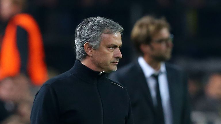 "Jose Mourinho: Admitted Jurgen Klopp's side had ""richly deserved"" their first-leg victory"