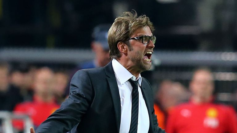 Jurgen Klopp: As light-hearted as ever in pre-match build-up