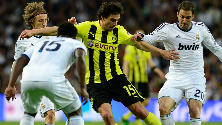 Mats Hummels: A rock at the back as Dortmund knocked out Real Madrid
