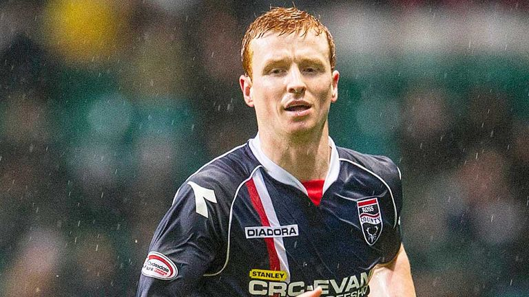 Scott Boyd: New contract for Ross County defender