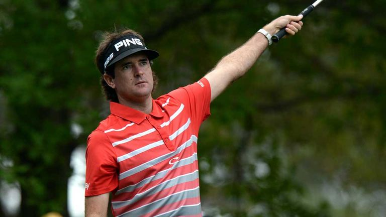 Bubba Watson: Happy with ball-striking, not so happy to use 35 putts