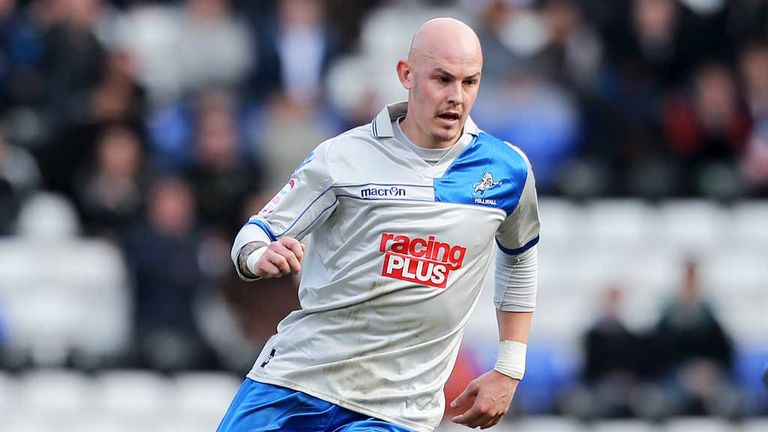 Richard Chaplow: Sidelined with an ankle injury