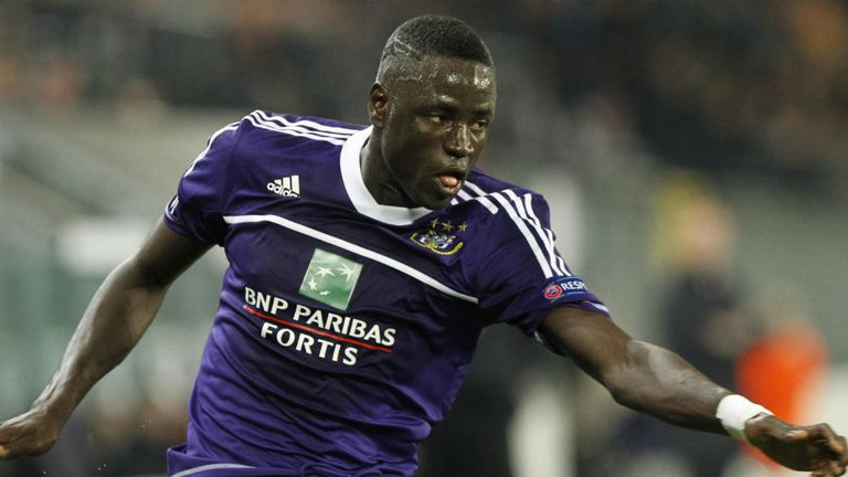 Cheikhou Kouyate: Anderlecht defender wanted in Premier League