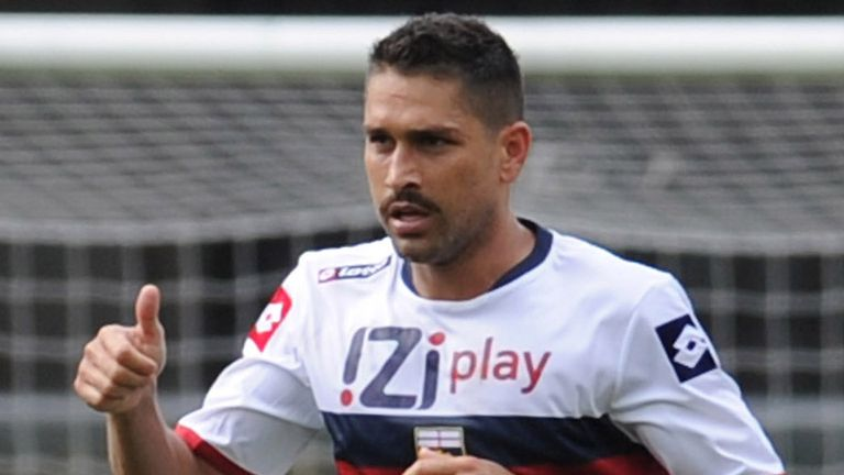 Marco Borriello: Roma striker set for West Ham talks