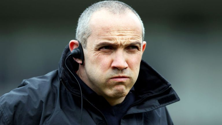 Conor O'Shea: Disappointed for his Quins skipper