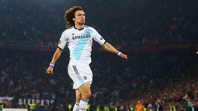 David Luiz: Five wins needed to secure Champions League place