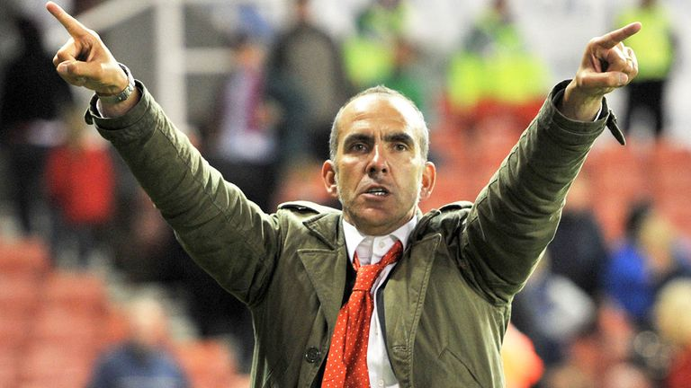 Paolo Di Canio: Backed by the man who gave him his first job in management