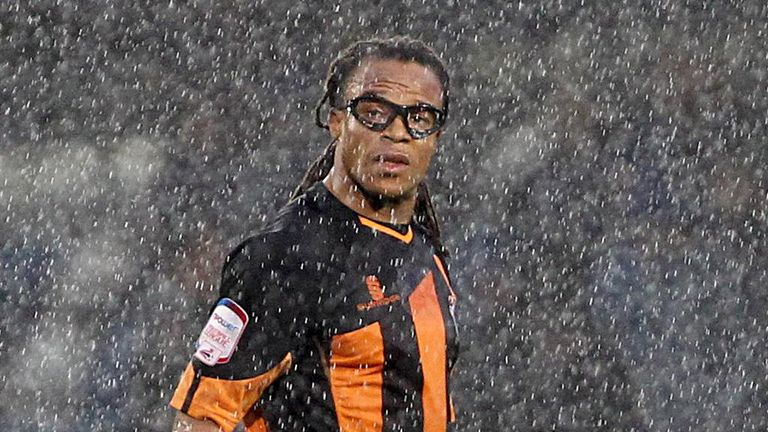 Edgar Davids: Eyeing a win against Torquay