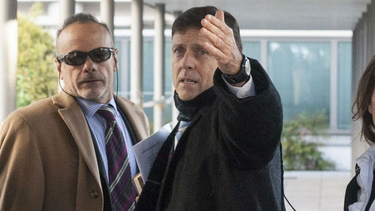 Eufemiano Fuentes: Suspended one-year jail sentence