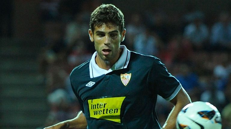Federico Fazio: Attracting interest from England, says his agent