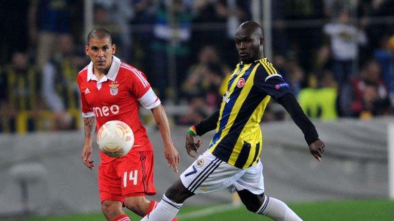 Moussa Sow: Targeting place in Europa League Final
