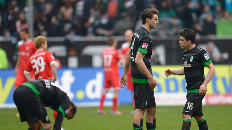 Werder Bremen: Have struggled with results in pre-season