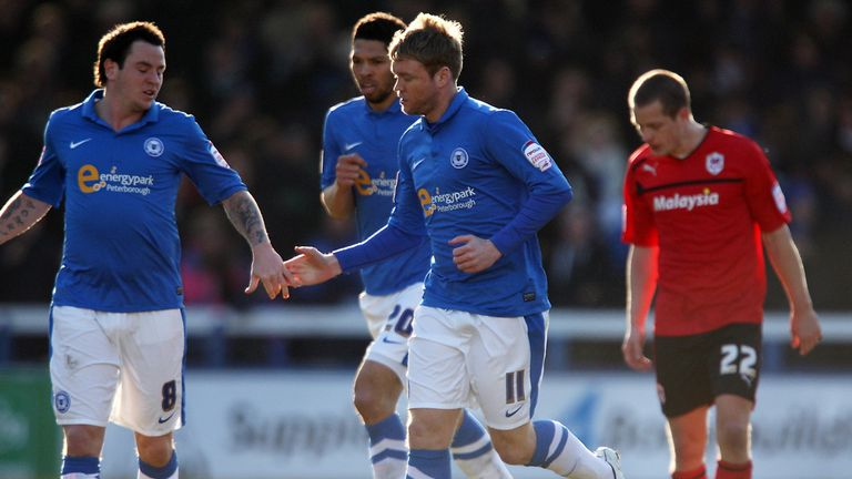 Peterborough: Backed to win in West Yorkshire