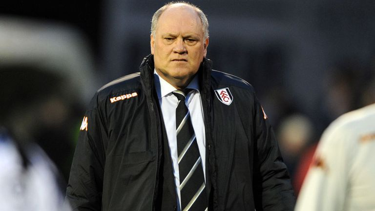 Martin Jol: Fulham manager ready for busy summer