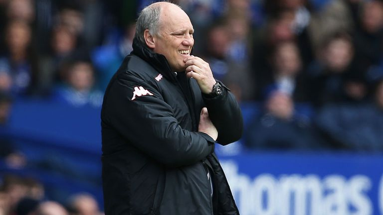 Martin Jol: Staying at Fulham