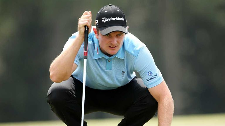 Justin Rose: Ranked 79th out of 93 in the putting statistics at Augusta