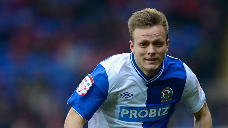 Todd Kane: Chelsea youngster is currently on loan at Blackburn