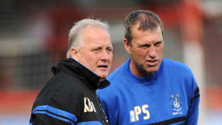 Kevin Blackwell: Snapped up new striker
