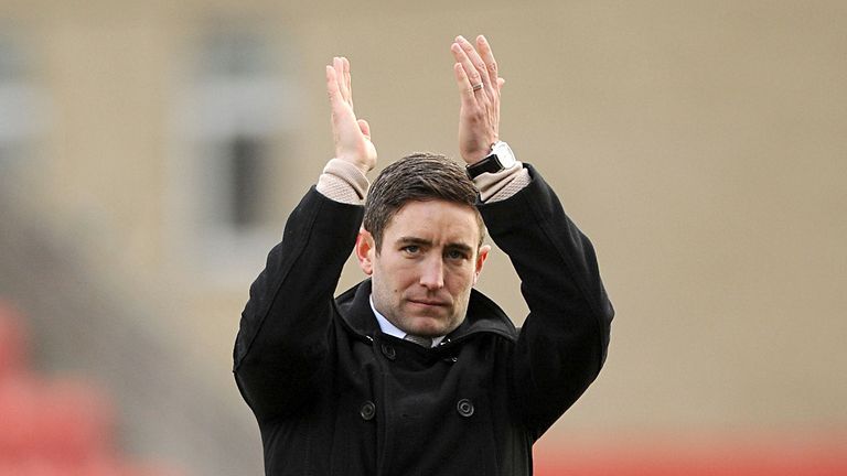 Lee Johnson: Pleased to end winless run