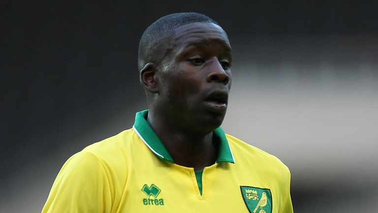 Leon Barnett has made an early return to Carrow Road