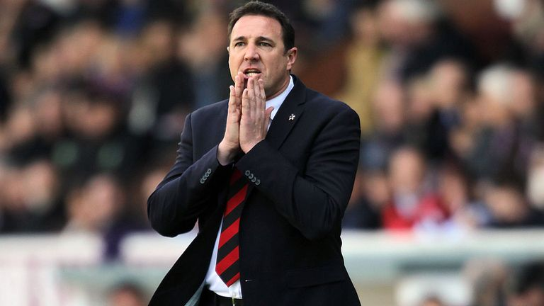 Malky Mackay: Quick to point out that transfer deals take time