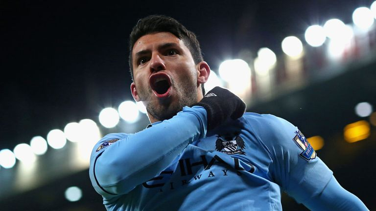 Sergio Aguero: Eyeing strong finish to season with City