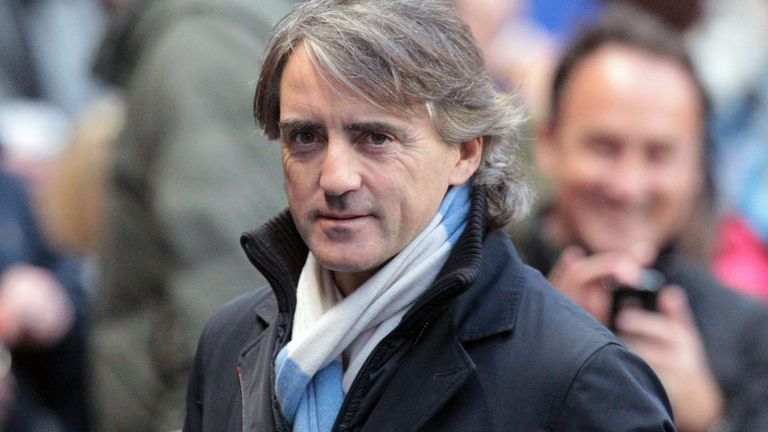 Roberto Mancini: Says Manchester United's attitude was the difference in the title race