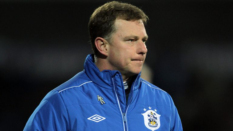 Mark Robins: The Huddersfield boss says he is considering FFP rules in his transfer dealings this summer
